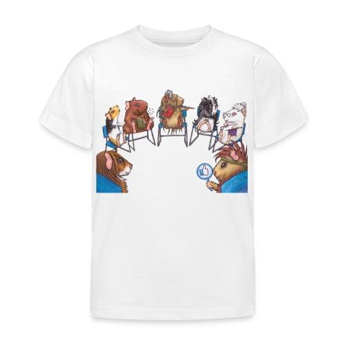 Meeri Suchthilfe Gruppe ohne HG - Kinder T-Shirt