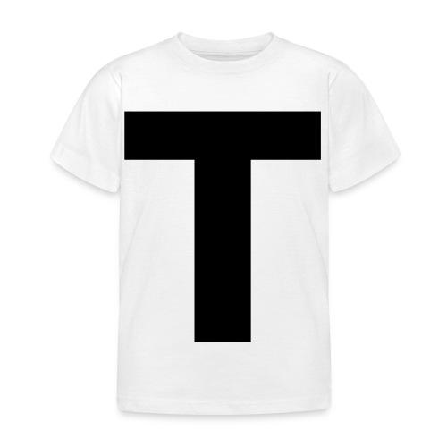 Tblack - Kinder T-Shirt