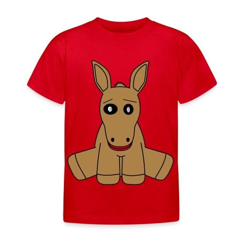 horse - Maglietta per bambini