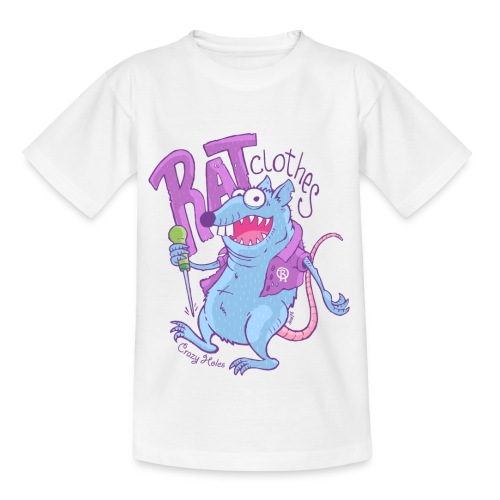 RAT clothes - Kinder T-Shirt