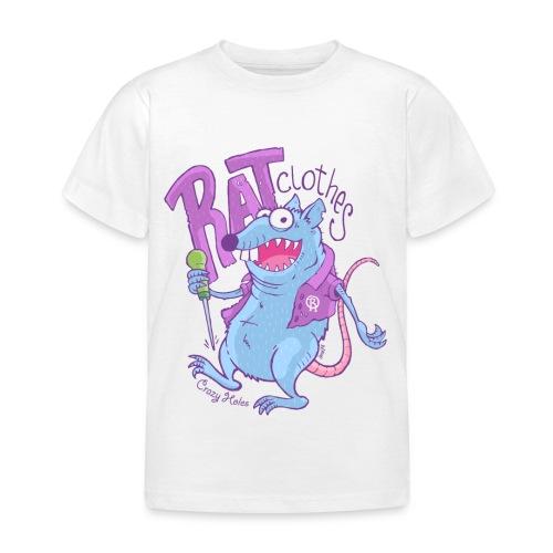RAT clothes - Maglietta per bambini