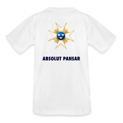 AbsolutPansarLogo png - T-shirt barn