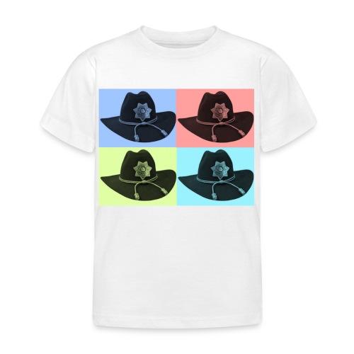 cuatro rick - Camiseta niño