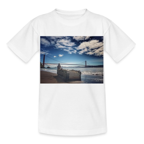 poncio - Camiseta niño
