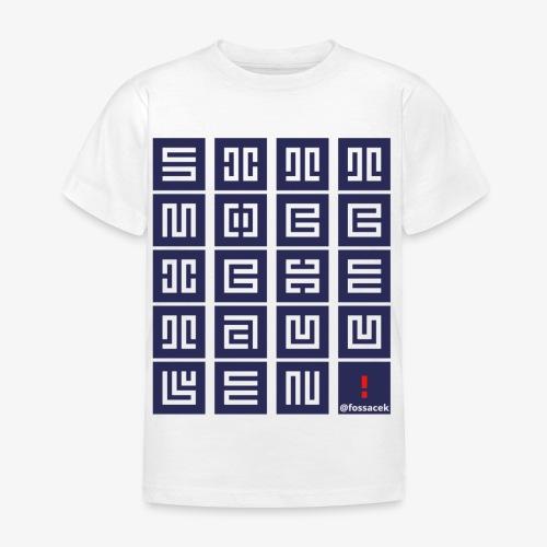 SittMocciche - Maglietta per bambini