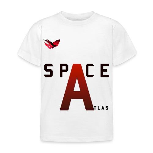 Space Atlas Baseball Long Sleeve Capital A - Børne-T-shirt