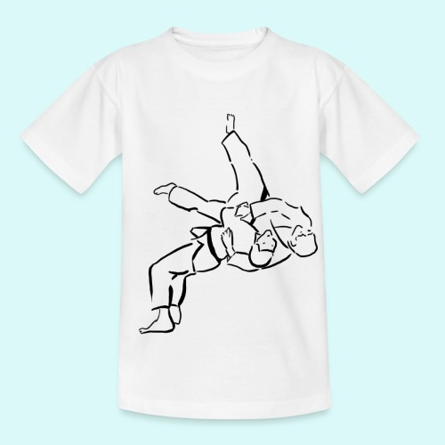 judo - T-shirt Enfant