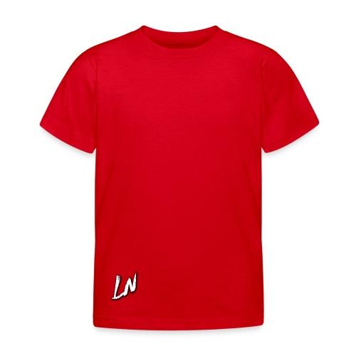 Linda Newby Logo - Kids' T-Shirt