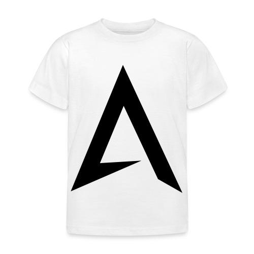 alpharock A logo - Kids' T-Shirt