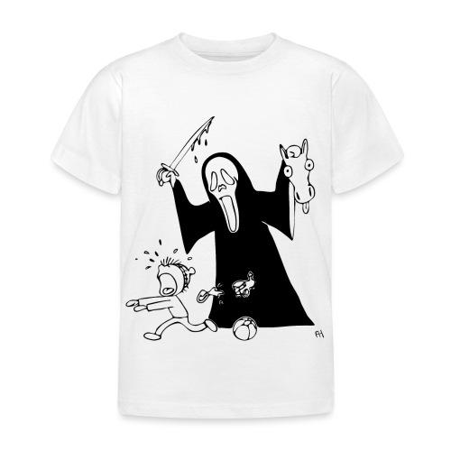 halloween t-skjorte - T-skjorte for barn