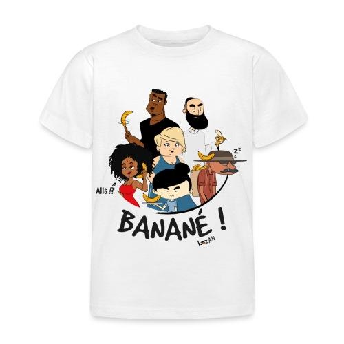 Banane - Bonne année - T-shirt Enfant