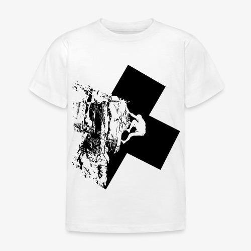 Escalada en roca - Kids' T-Shirt