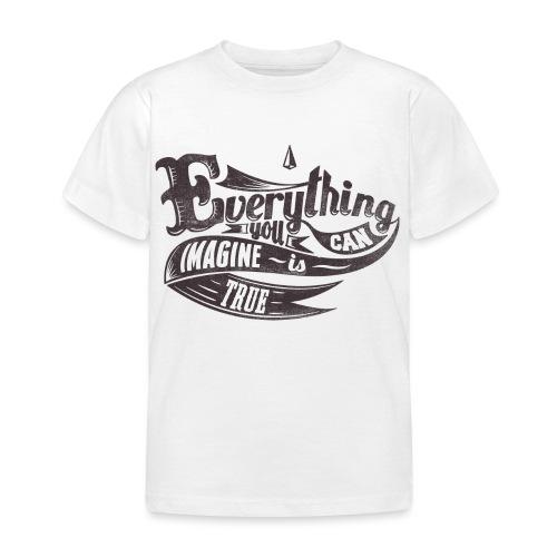 Everything you imagine - Kinder T-Shirt
