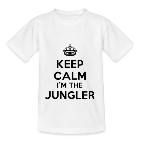 Keep calm I'm the Jungler - T-shirt Enfant