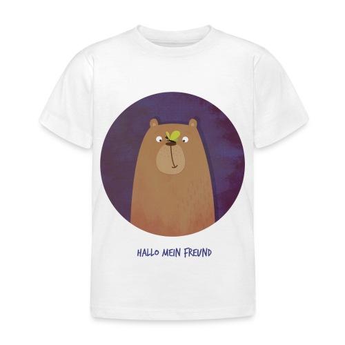 Hallo mein Freund Longsleeve - Kinder T-Shirt