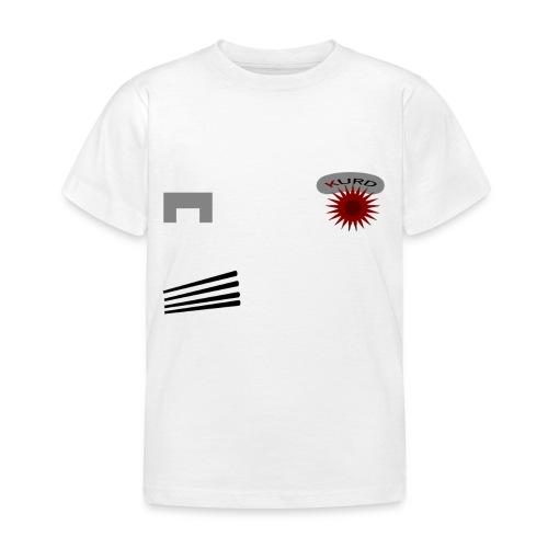 Maillot du Kurdistan / Retour - T-shirt Enfant