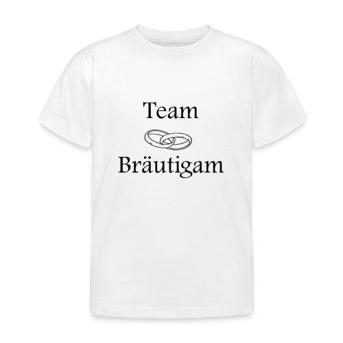 Team Braeutigam - Kinder T-Shirt