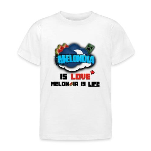 Melondia Miitti Tpaita - Lasten t-paita
