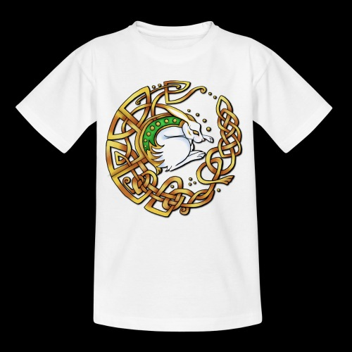 Celtic Hare - Kids' T-Shirt