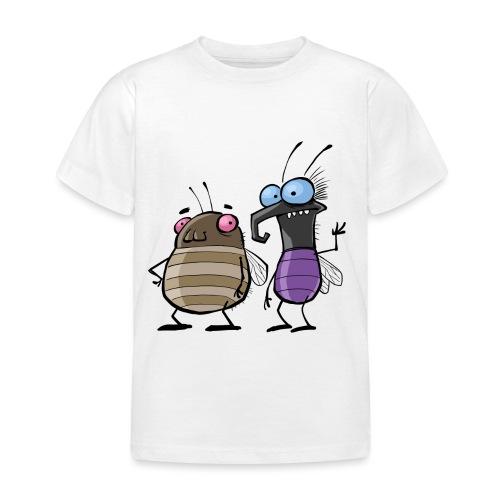 Teenager Premium Langarmshirt Insekten - Kinder T-Shirt