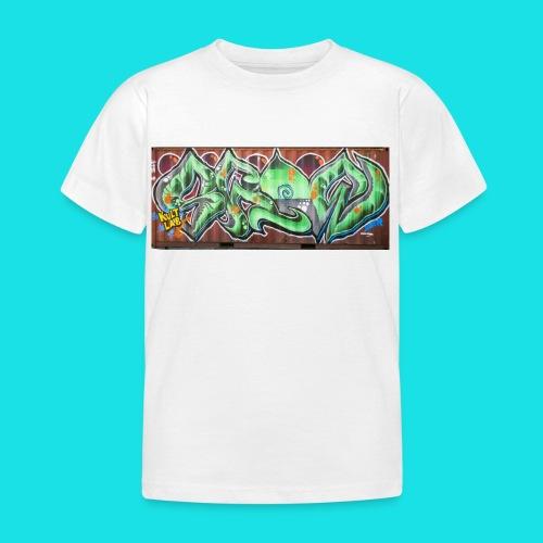 streetart #10 - Kinderen T-shirt