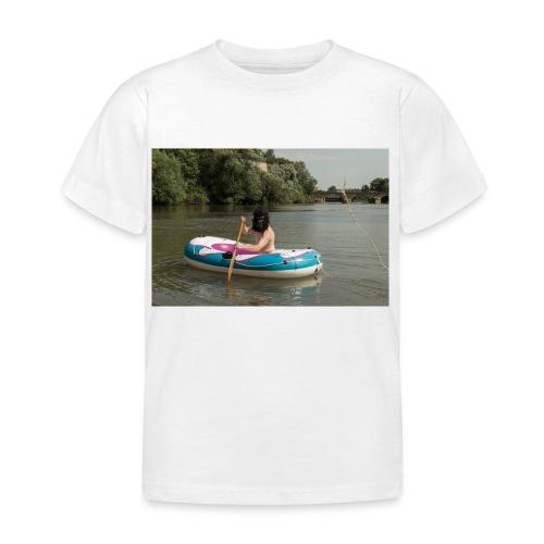 Wir stammen vom Affen ab - Kinder T-Shirt