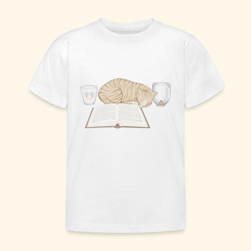 Cats'n'Books - Kinder T-Shirt