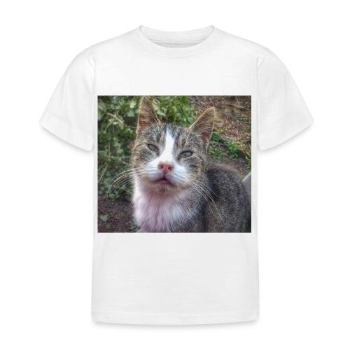 Katze Max - Kinder T-Shirt