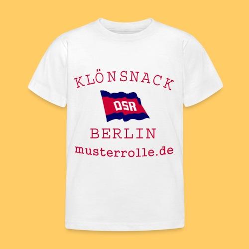 KiB-Logo-gif - Kinder T-Shirt