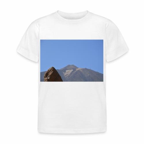 Teide - Teneriffa - Kinder T-Shirt