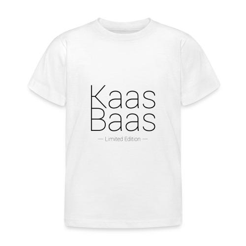 front big - Kinderen T-shirt