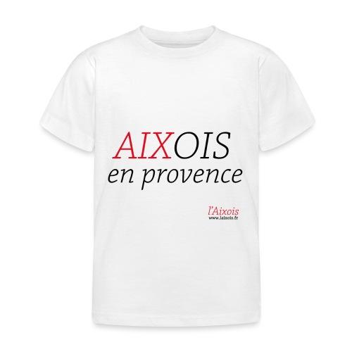 AIXOIS EN PROVENCE - T-shirt Enfant
