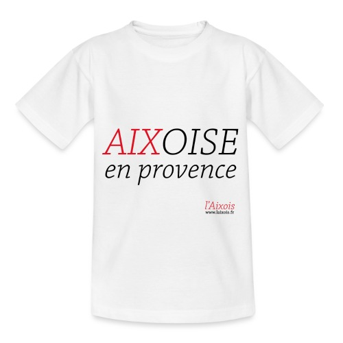 AIXOISE EN PROVENCE - T-shirt Enfant