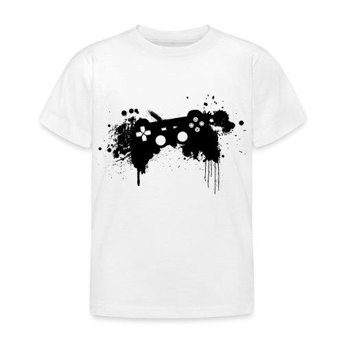 Speel harde controller - Kinderen T-shirt