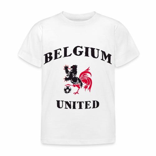 Belgium Unit - Kids' T-Shirt