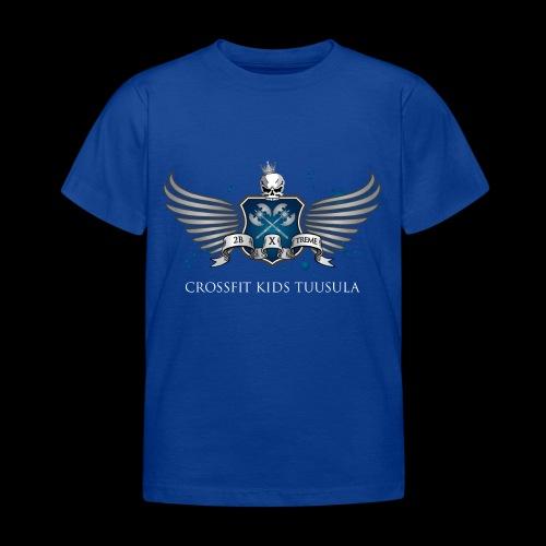 CrossFit kids Tuusula - Lasten t-paita