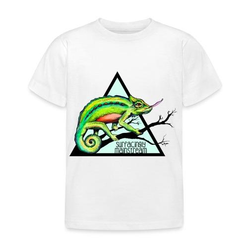 Chamäleon Mainstream - Kinder T-Shirt