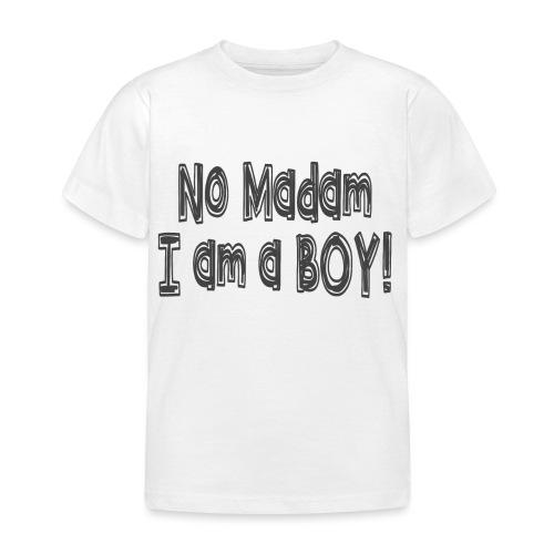 Boy - Lasten t-paita