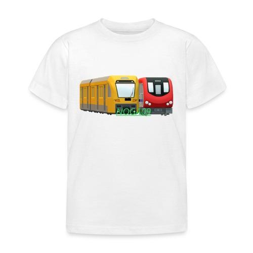transparent NOGA09 logga - T-shirt barn