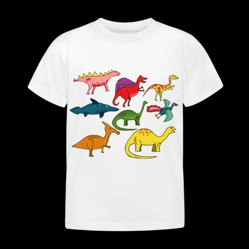 Dinos - Kinder T-Shirt