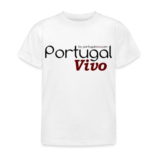 Portugal Vivo - T-shirt Enfant