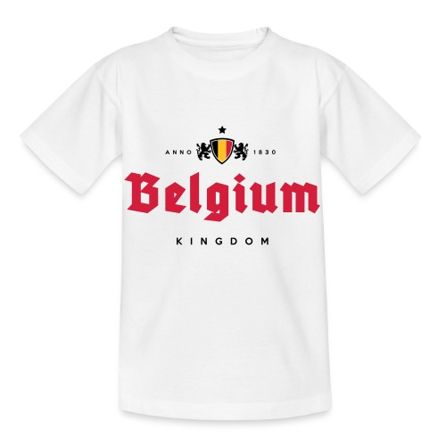 Bierre Belgique - Belgium - Belgie - T-shirt Enfant