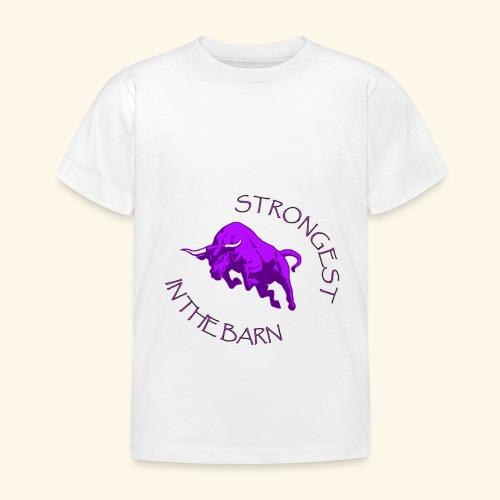 STRONGEST - Maglietta per bambini