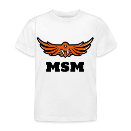 MSM EAGLE - Børne-T-shirt