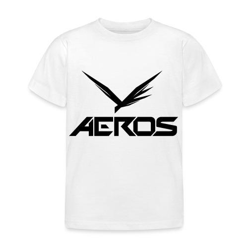 Aeros LOGO 2016 final - Kinderen T-shirt