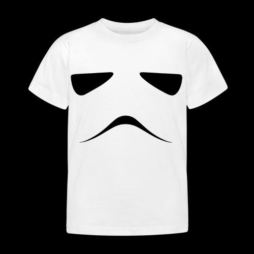 Stormtrooper Face - Kids' T-Shirt