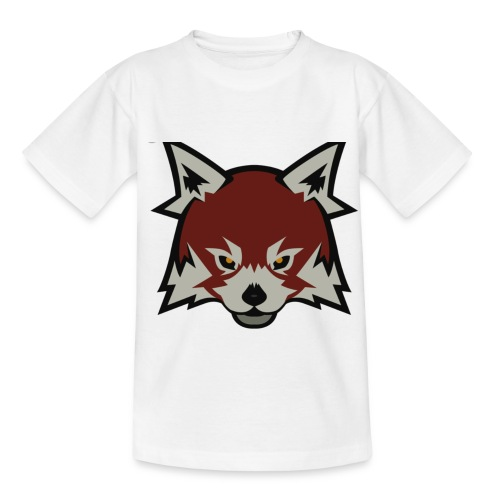 Red panda merch - Kids' T-Shirt
