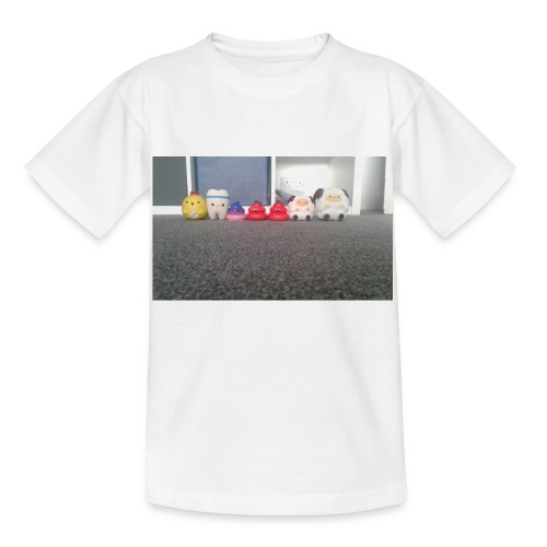 Squishys film merch - Kids' T-Shirt