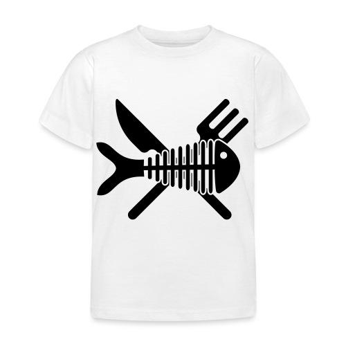Poisson couvert - T-shirt Enfant