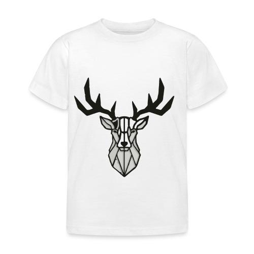 Hirsch - Hirsch - Hirsch - Kinder T-Shirt